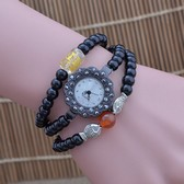 Hand-woven retro Bracelet watch