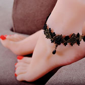 Lace Anklet