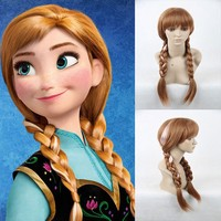 Cosplay Wigs Plaits