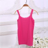 Women Lace Modal Tank Top Vest