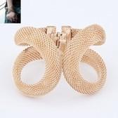 European and American metal temperament simple preparation of opening bracelet