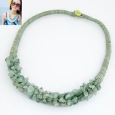 Bohemian amorous feelings Best match act the role of gravel temperament short necklace