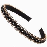 Fashion sweet crystal handmade hair accessories hair bands