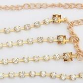 Fashion sexy diamond body chain