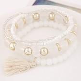 Tassel multilayer fashion bracelets