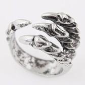 Retro fashion claw ring