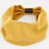 Fashion casual cotton headband