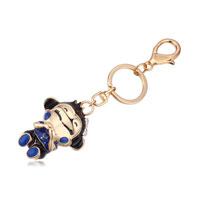Austria Crystal Monkey Keychain