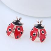 Beetles Earrings (12 pairs)