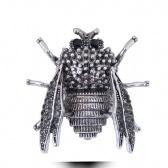 Cicadas Brooch