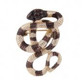 Snake Brooch