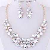 Fashion Necklace Earrings