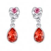 Austria crystal Earrings
