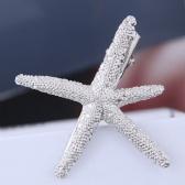 Star Fish Hair Clips