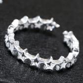 Copper Zircon Ring