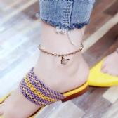 Titanium Steel Bracelet Anklets