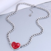 Steel Necklace